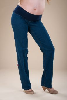 Maternity Jeans - Straight Cut