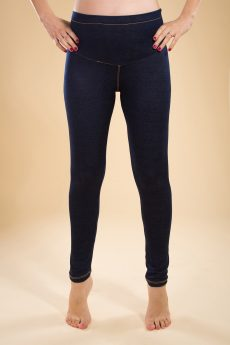 Maternity Tights - Jeans-Style