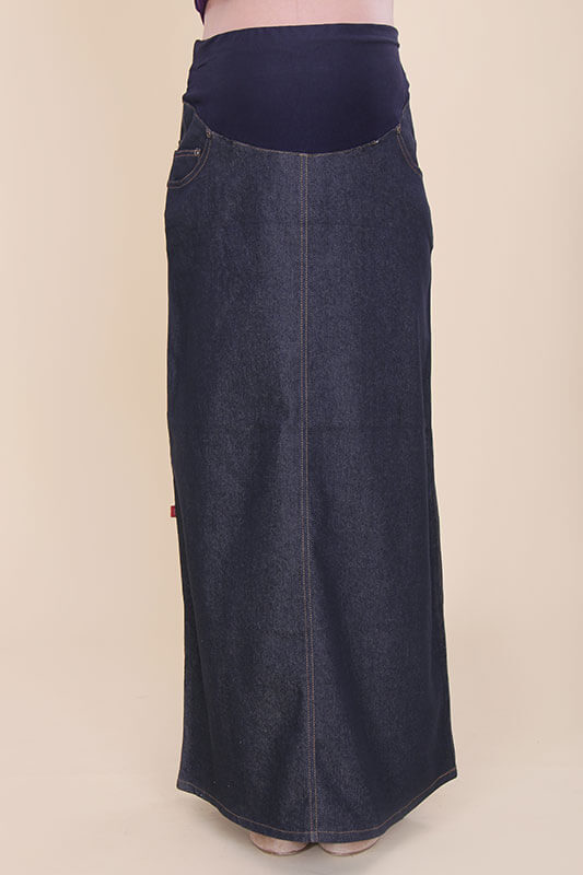 Maternity Skirt – Maxi Jeans
