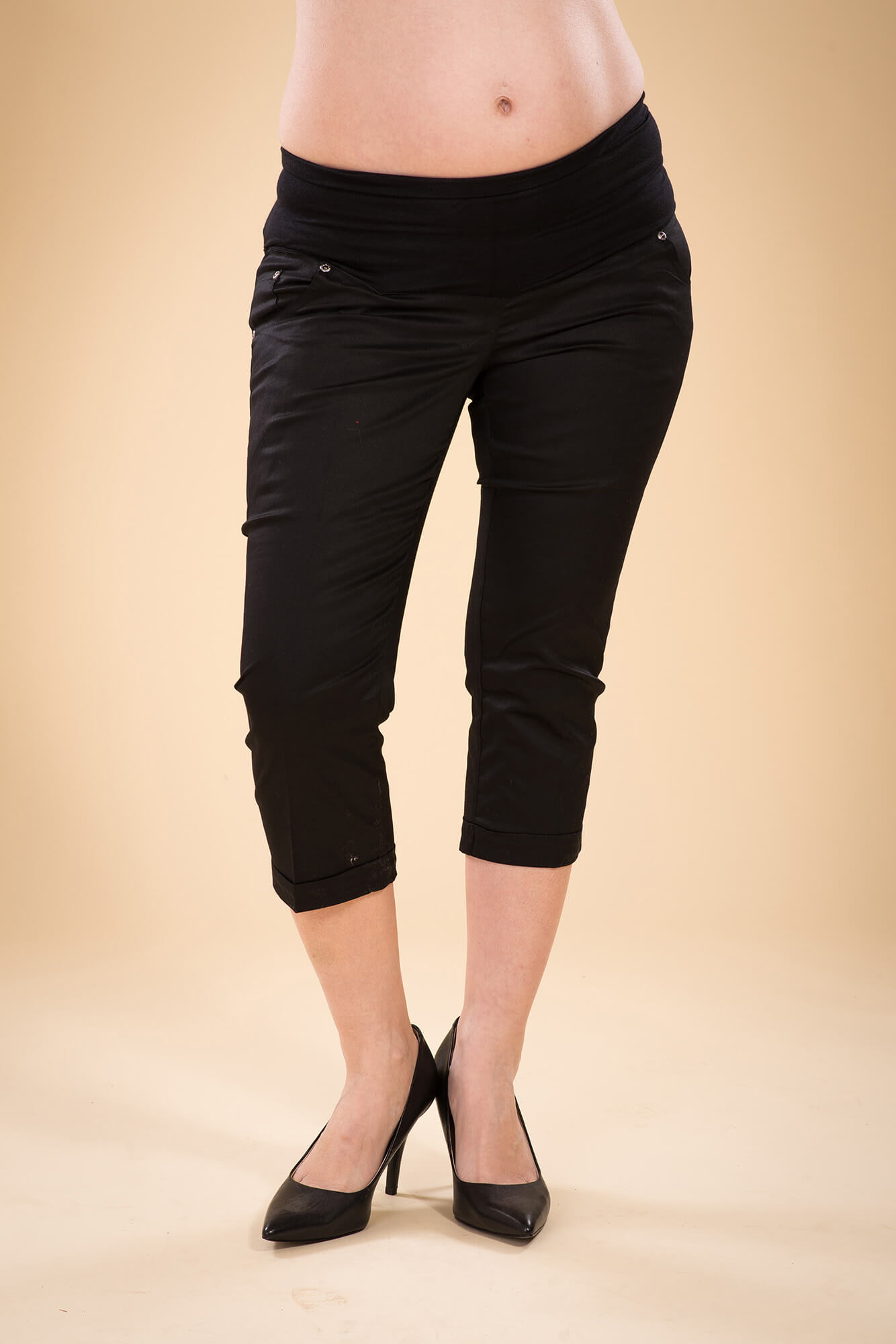 Maternity Pants – Seven Eighths