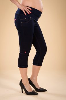 Maternity Jeans - Seven Eighths
