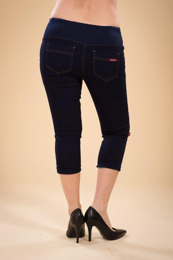 מכנס הריון - 7/8 ג'ינס