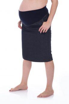 חצאית להריון גזרת סקיני ג'ינס