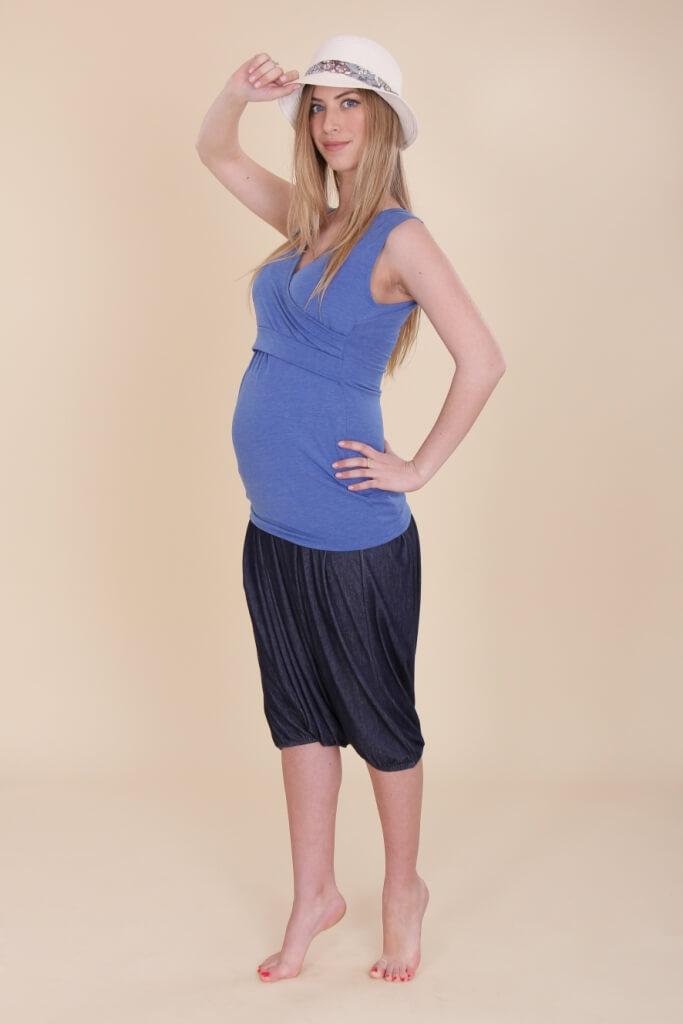Maternity Pants Skirt-Style