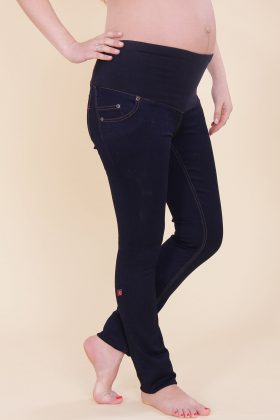 Maternity Pants - Super Skinny Jeans