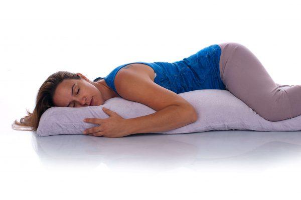 כרית הריון לשינה נוחה
