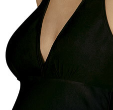 בגד ים להריון – שלם שחור