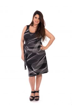 Maternity Dress - Sonya - Black