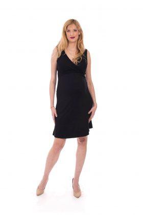 שמלת הריון – איה שחור