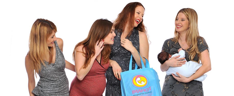 אימהות - בגדי הריון ובגדי הנקה