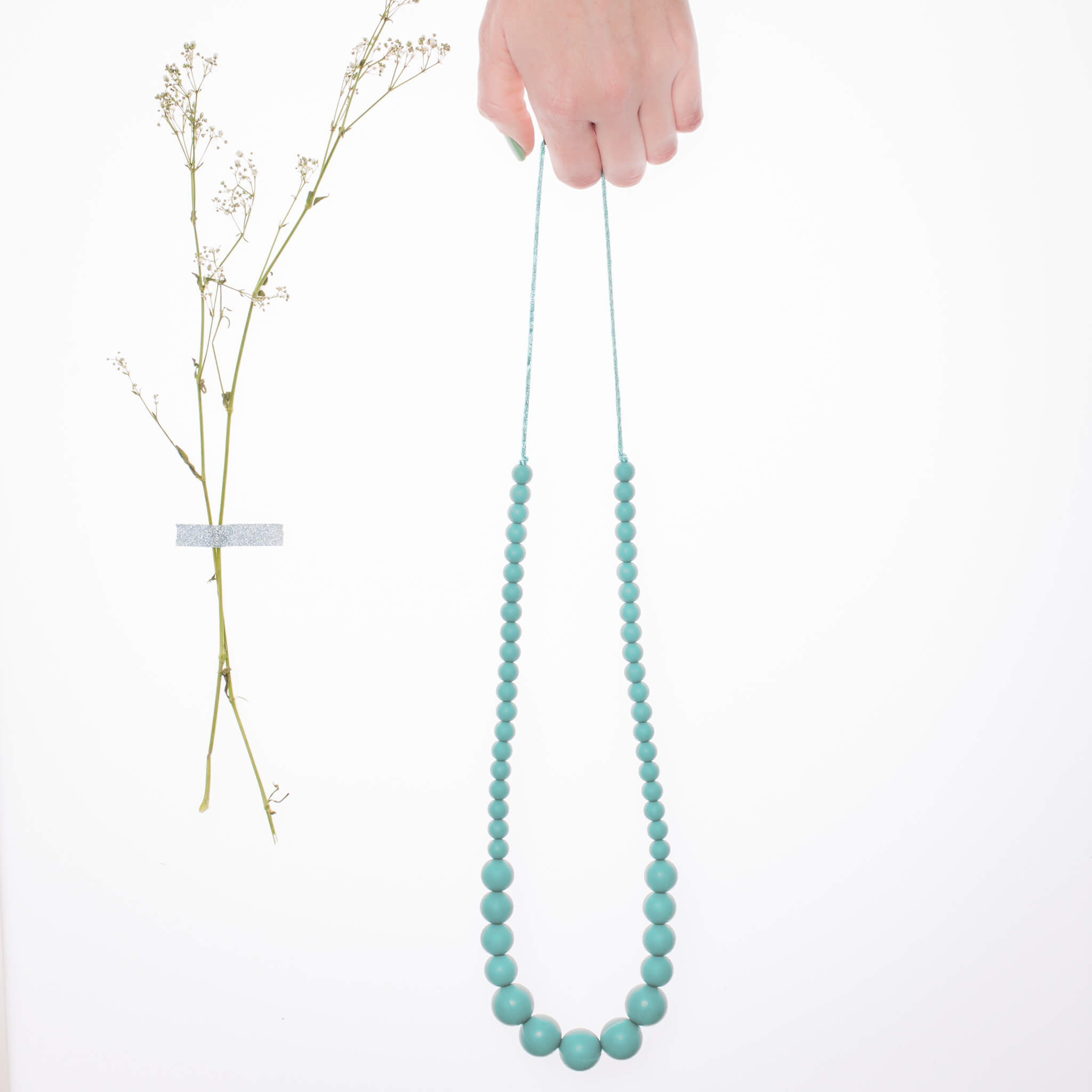 necklaces necklace pinterest blue aqua pin light mala