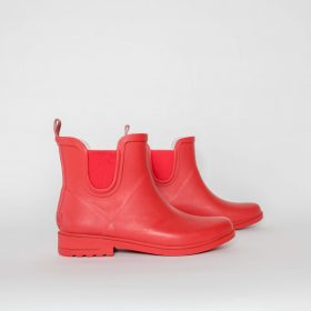 Rubber Boots - Red