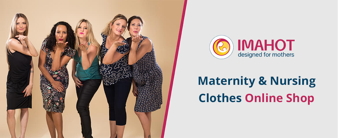 Maternity & Nursing Clothes online shop