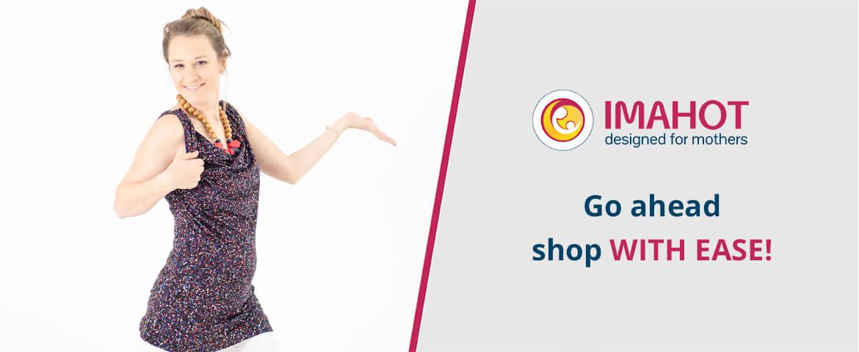 Maternity & Nursing Clothes online shop