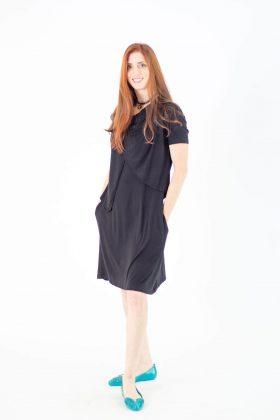 שמלת הנקה – אפרת שחור