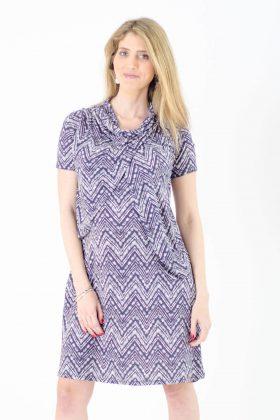 שמלת הריון – אפרת מודפס