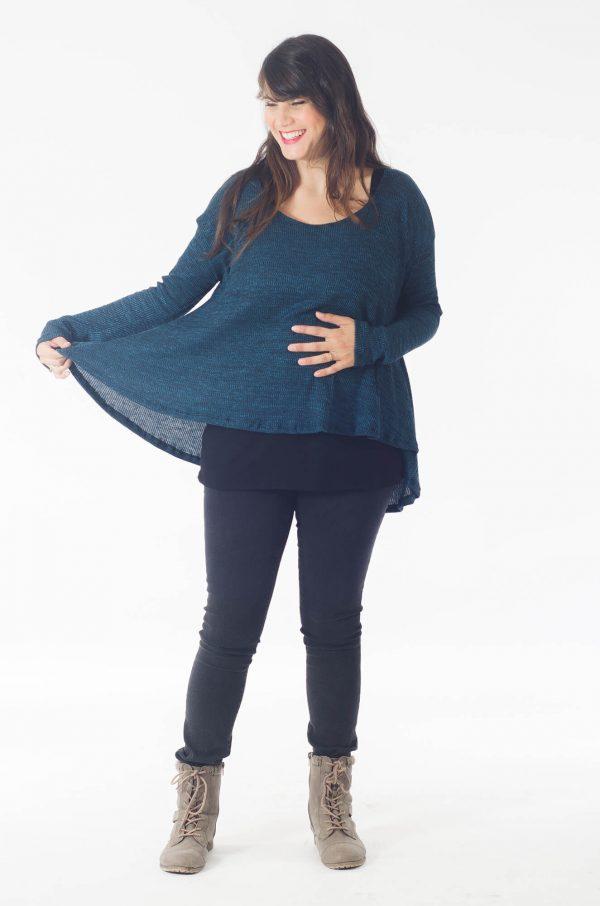 מכנס ג'ינס סופר סקיני יוז (USE) - כחול