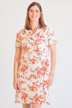 שמלת הנקה – אפרת מודפס