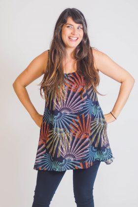 טוניקה להריון – לנה מודפס