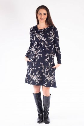 Maternity Dress – Efrat – Flowers