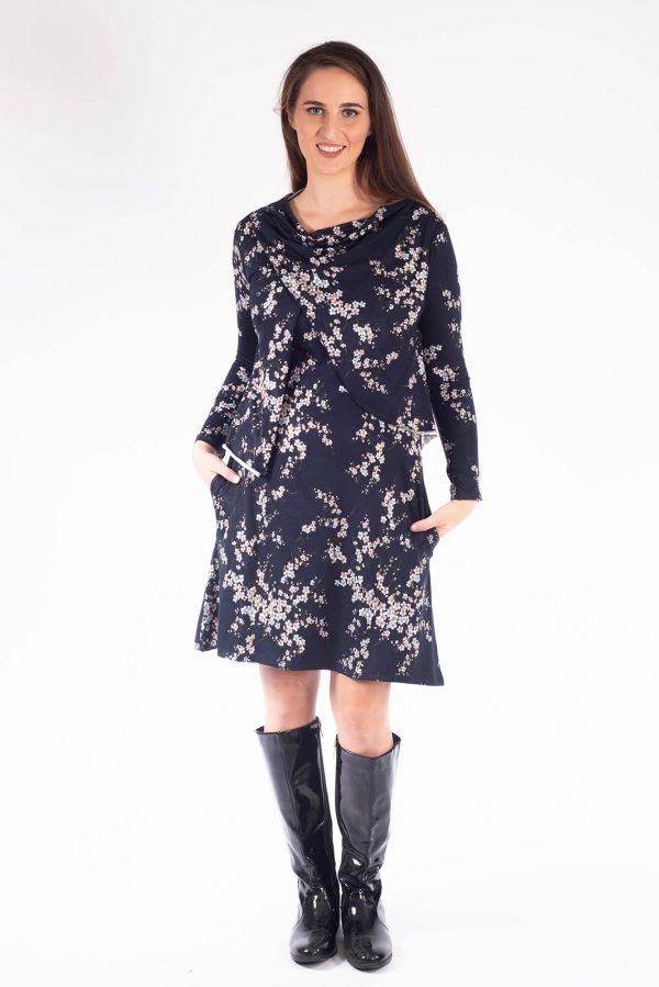 שמלת הנקה - אפרת פרחוני
