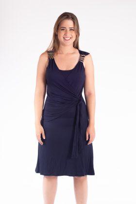 שמלת הנקה – סוניה כחול