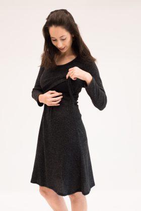 שמלת הריון והנקה- איילת סריג
