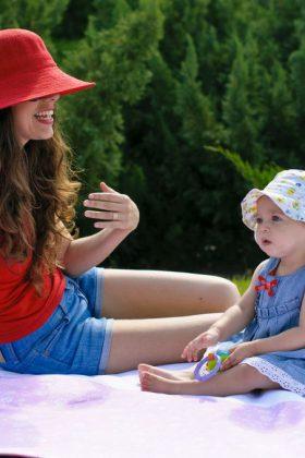 כובע בד לאישה – סיוון